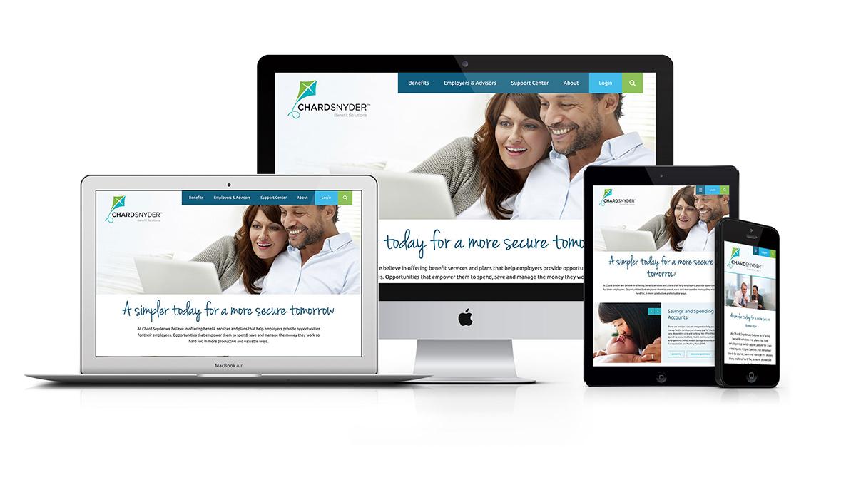 Chard Snyder Responsive ExpressionEngine Website Design