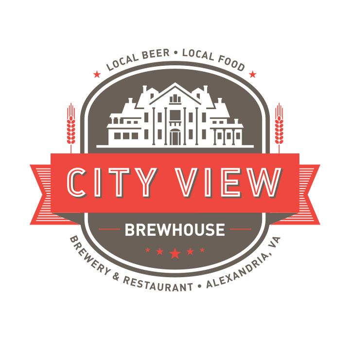 City View Brewhouse Logo Design