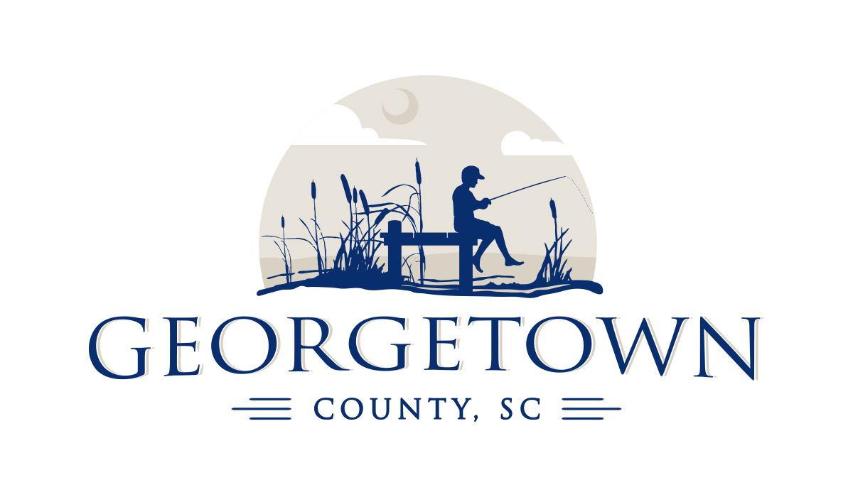 Georgetown County South Carolina Logo Design