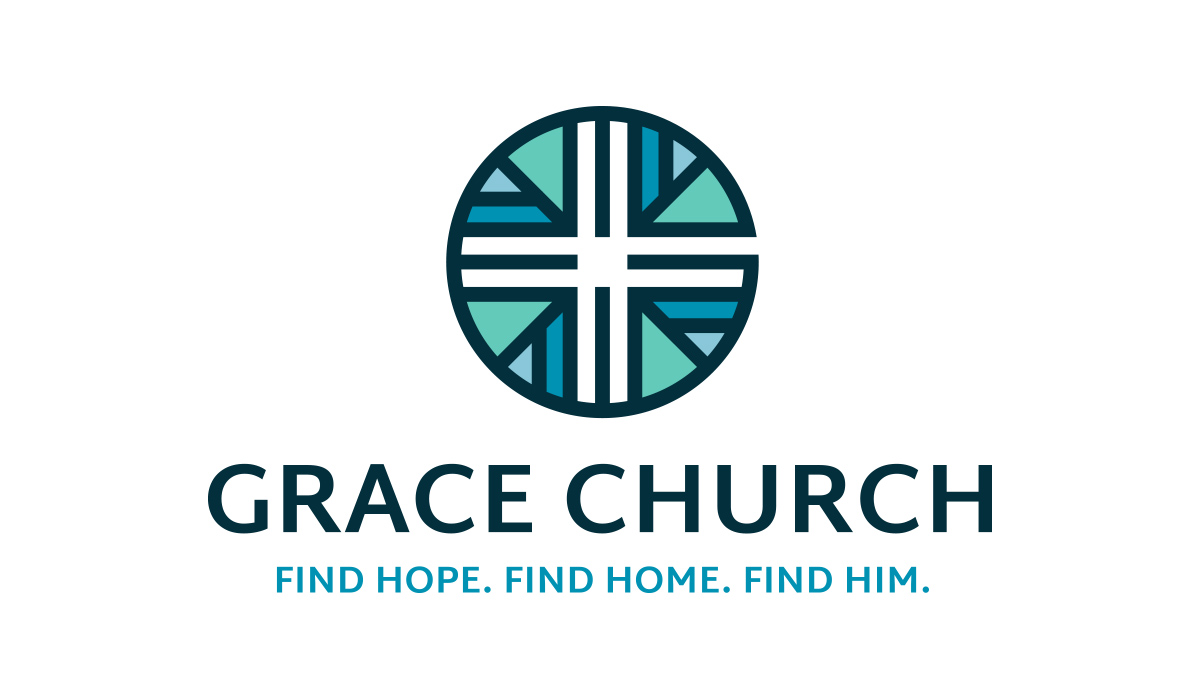 Grace Church at Town Center Logo Design