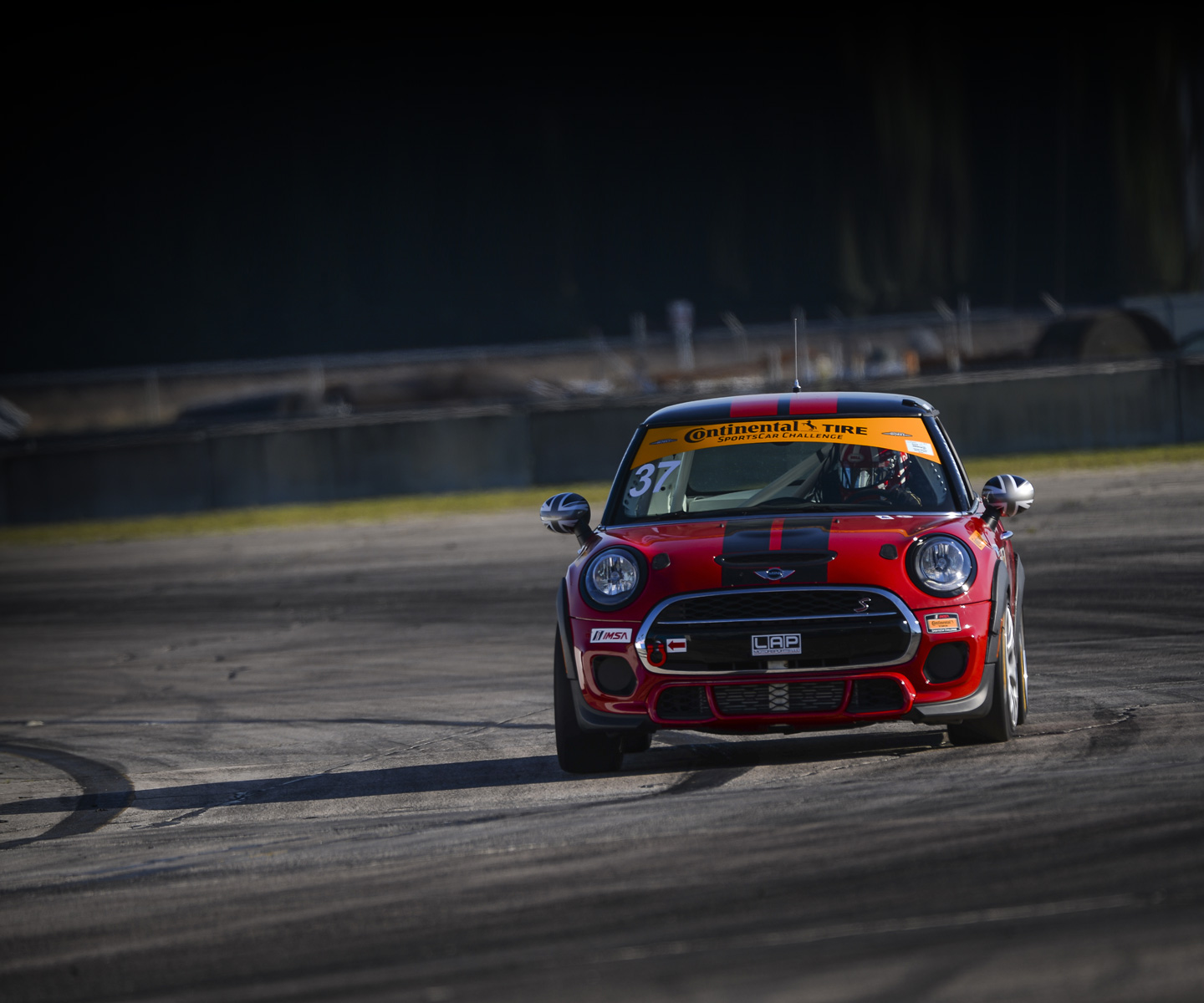 MINI John Cooper Works Racing