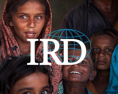 IRD Annual Report Website